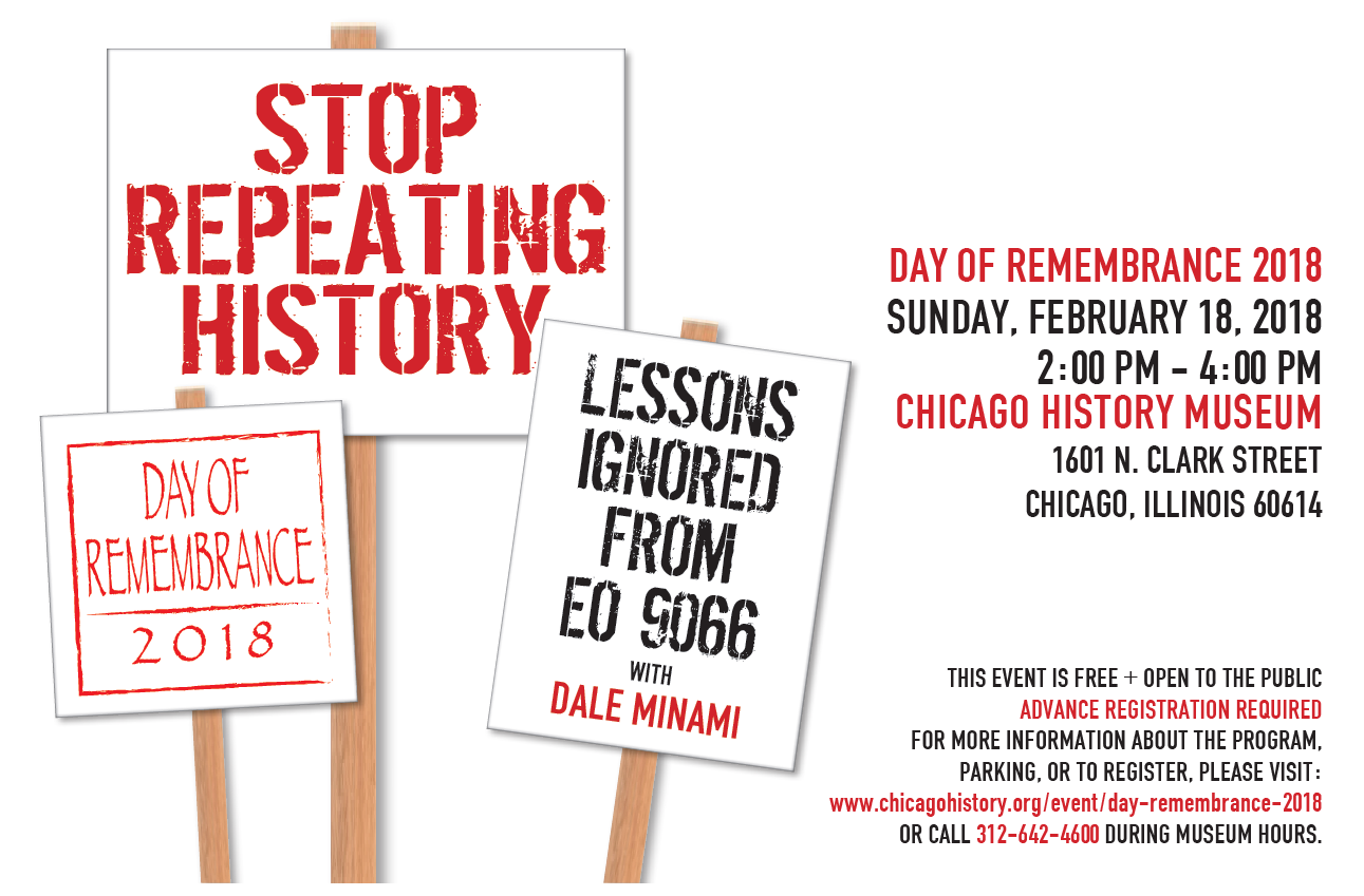 day of remembrance 2018 jacl chicago